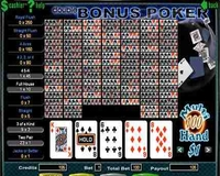 Real Time Gaming Video Poker